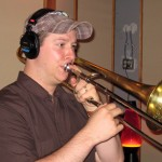 "Gary Mayne plays Trombone on Zadik Music's ""We Are One"""
