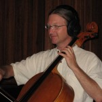 "James Hoskins plays Cello on Zadik Music's ""We Are One"""